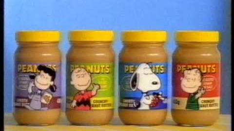 Peanuts (peanut butter)