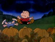 The Charlie Brown And Snoopy Show - Snoopy's Brother Spike - Great Pumpkin (2)