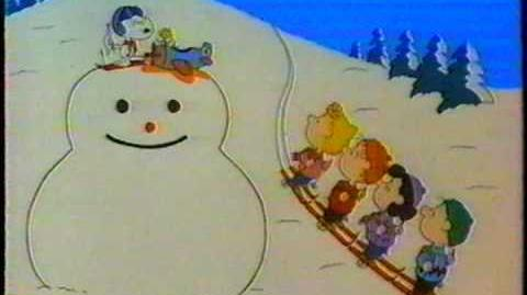 ANA スキーツアー 北海道 スヌーピー編 1986-87