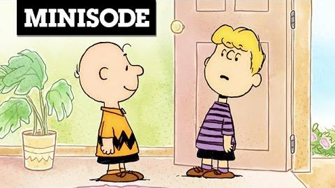 Peanuts Minisode Musical Portrait Cartoon Network