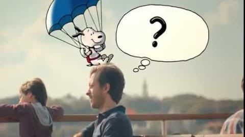 MetLife Snoopy Reklamı
