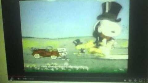 Metlife Milestone starring Snoopy Commercial 1993