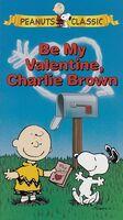 BeMyValentineCharlieBrown VHS 1994