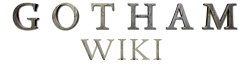 GothamWiki wordmark