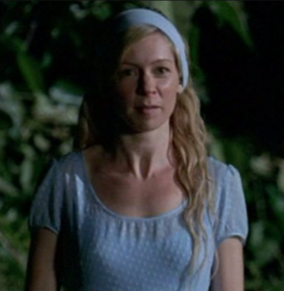 Carrie Preston on lost