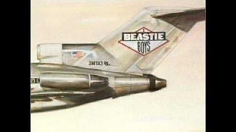Beastie Boys-Posse In Effect