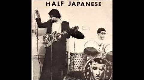 Half Japanese Calling All Girls EP full