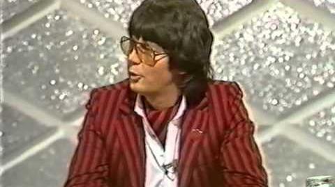 The Jean Genie on Pop Quiz (11th July 1981)