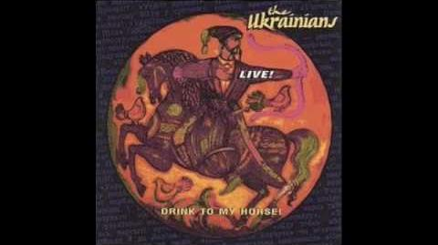 The Ukrainians - Batyar (Bigmouth Strikes Again)