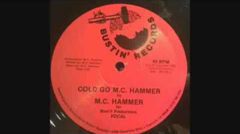 MC Hammer - Cold Go MC Hammer