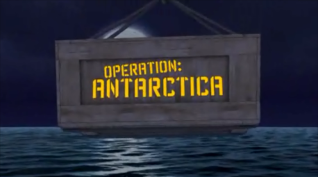 Operation Antarctica Title