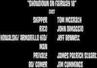 Showdown cast