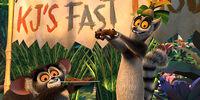 Fast Food Lemur Nation