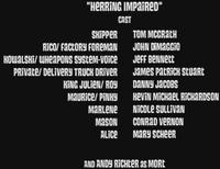 Herring Impaired-cast