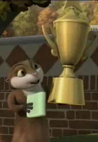 File:Marlene & 1 trophy.JPG