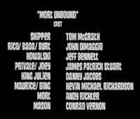 Mort Unbound Cast