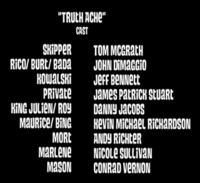 Truth Ache Cast