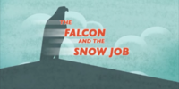 The Falcon and the Snow Job/Photos
