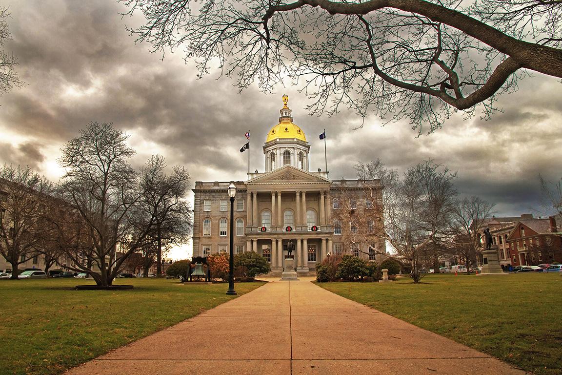 Concord New Hampshire