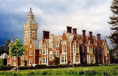 Aldermaston Manor