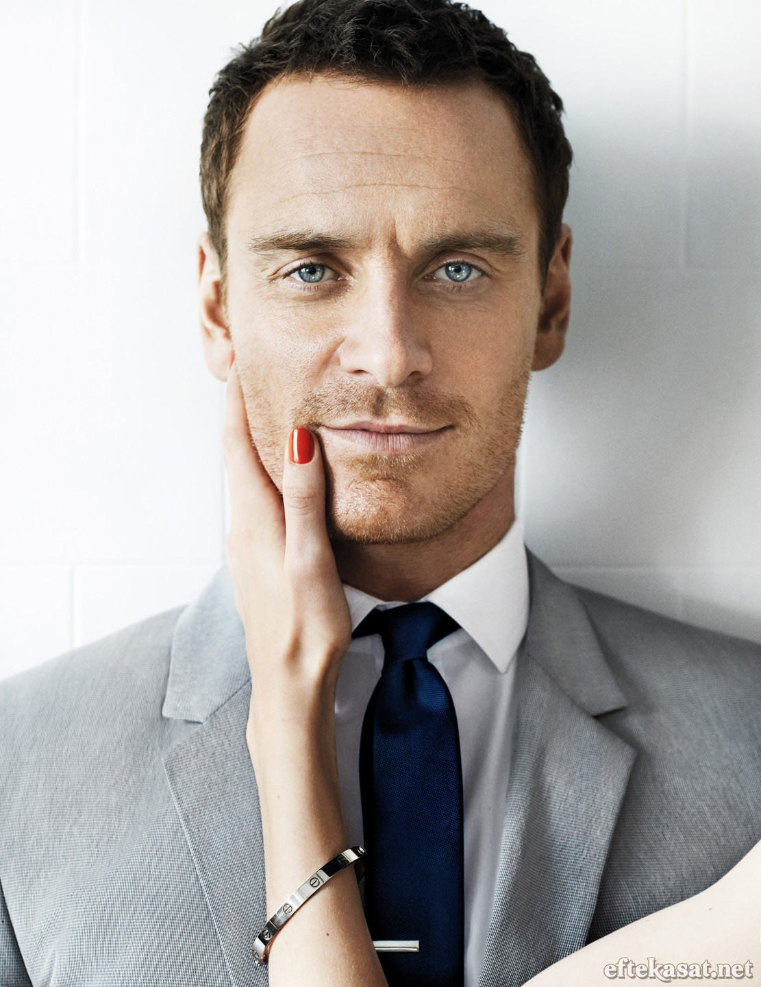 Michael Fassbender by Mario Michael Fassbender