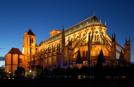 Kathedrale Bourges v2