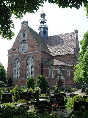 File:New Church of Emden, built 1648.jpg