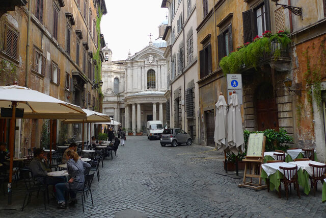 File:Rome, Back Streets behind Piazza Navona 3.jpg