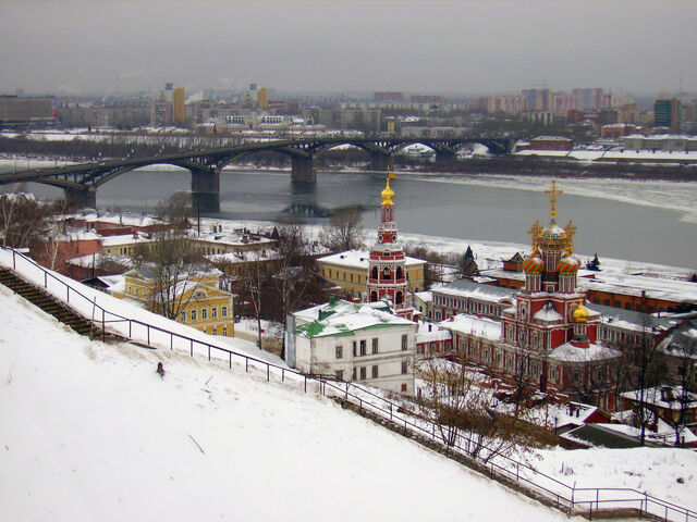 File:Nizhny Novgorod Kanavinsky Bridge.JPG