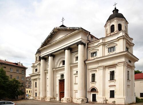 St. Stanislaw's Cathedral