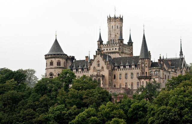 File:Castle of Marienburg.jpg