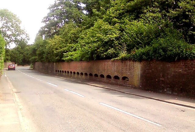File:Flood grilles on Church Road.jpg