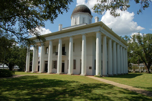 East Feliciana Courthouse