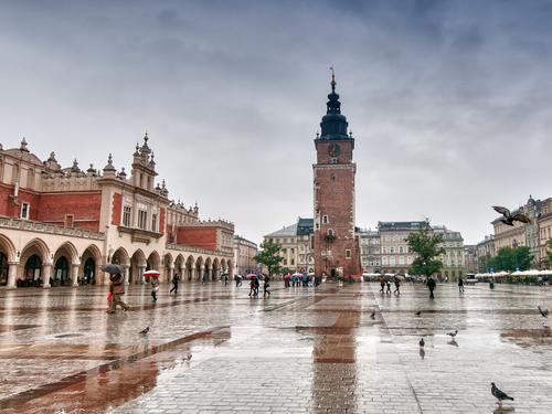 Gorgeous Krakow
