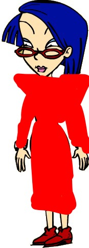 Kira Red Dress