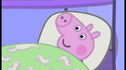 Peppa Pig The Sleepy Princess Youtube - Imagez co