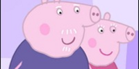 Granny Pig and Grandpa Pig