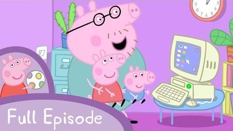 Peppa Pig - Mummy Pig at Work