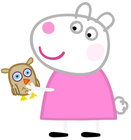 Suzy Sheep Peppa Pig Wiki Fandom