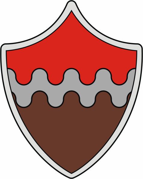 Paradise River Shield