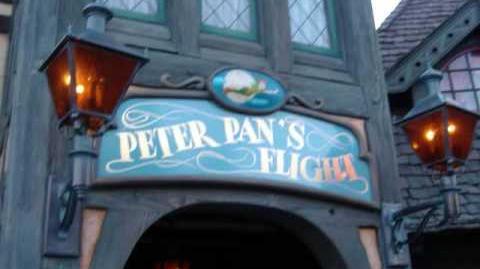 Peter Pan's Flight - Queue BGM