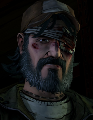Kenny TWD S2