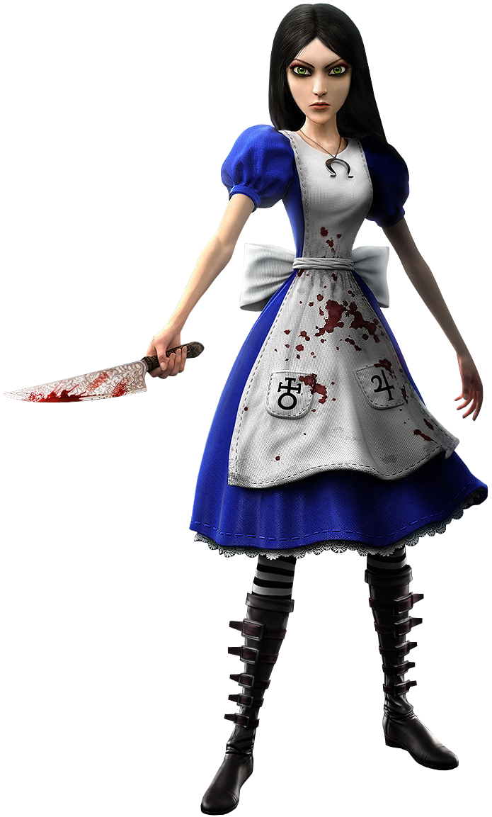 Alice liddell alice madness returns american mcgee039s alice - 4 6
