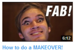PewDie's First PDE video