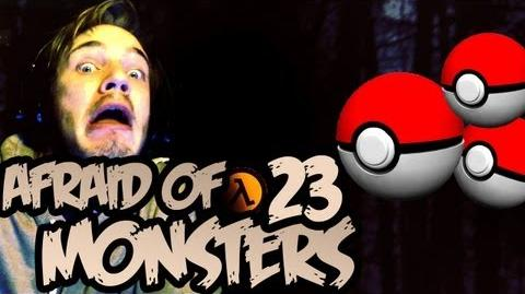 FOLLOW THE POKÉBALLS! - Afraid Of Monsters - Part 23