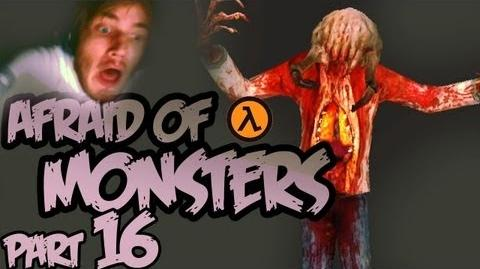 ZOMBIE DJ! - Afraid Of Monsters - Part 16