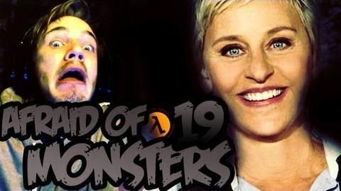 ELLEN DEGENERES CLAN - Afraid Of Monsters - Part 19