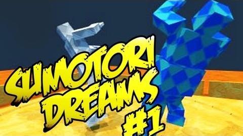 Funny Sumotori Dreams - DRUNK SUMO WRESTLERS (and download)