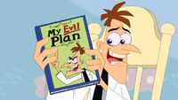 My Evil Plan book