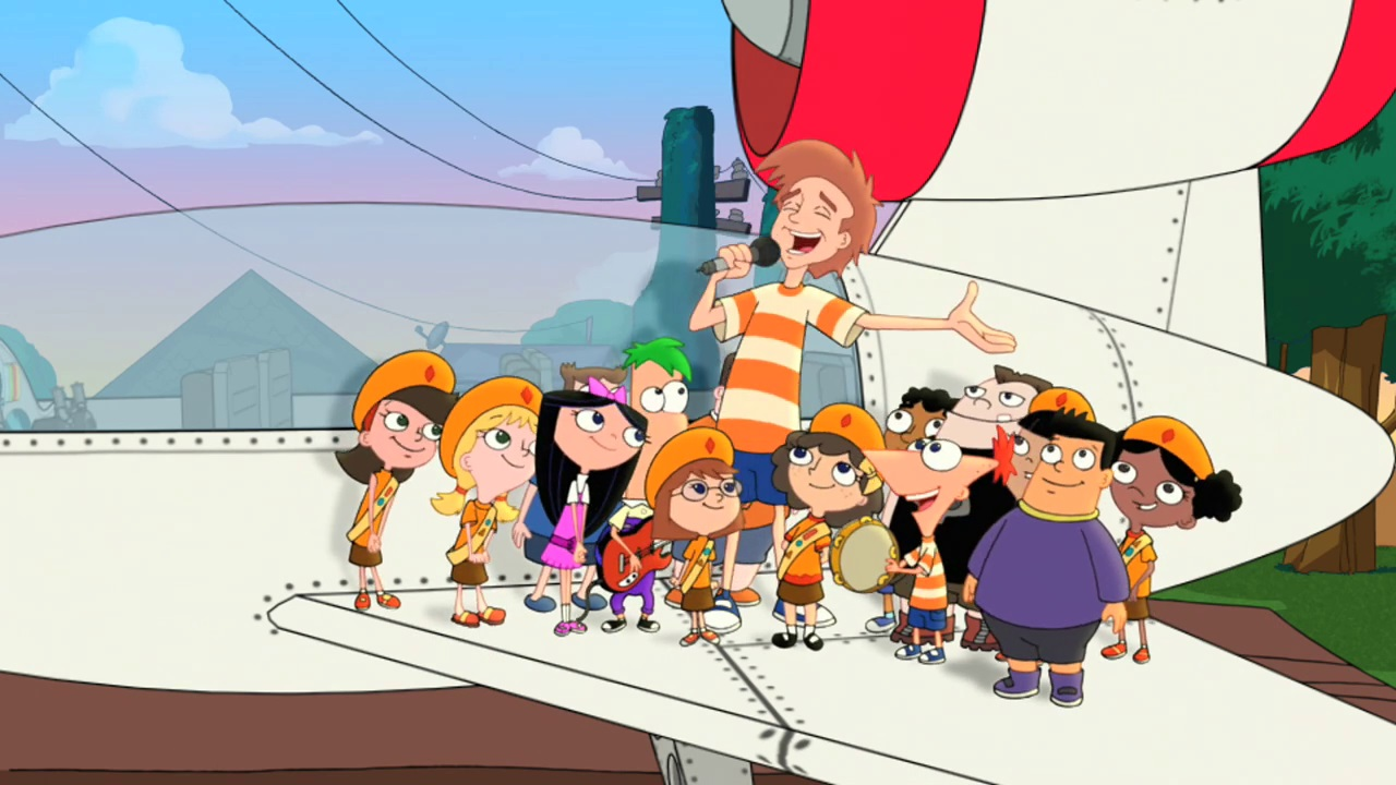 i believe we can phineas and ferb wiki fandom powered by wikia